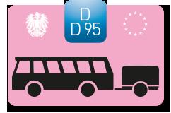 Führerscheinausbildung Bus