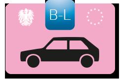Führerscheinausbildung Übungstafel