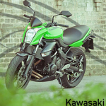 Fahrschule Sappl - Kawasaki Motorrad